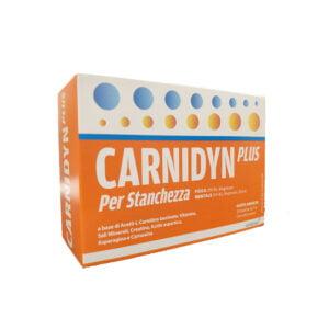 Carnidyn Plus 20 Bustine da 5g
