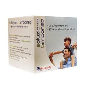 Bimboneb Soluzione Fisiologica 30 fialoidi da 5 ml
