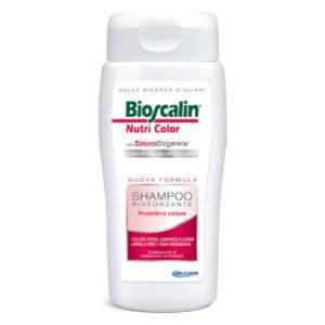 Bioscalin Nutricolor Shampoo Rinforzante Protettivo Colore 200 ml