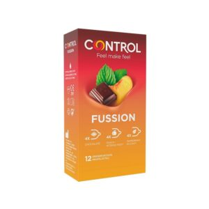 Control Fussion 12 Preservativi