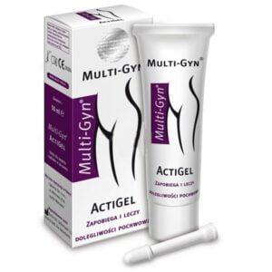 Multi-Gyn ActiGel Prevenzione e Trattamento Disturbi Vaginali 50ml
