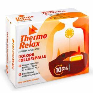 ThermoRelax Collo Spalle 4 Trattamenti