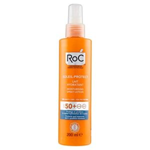 Roc Solari Lozione Spray Idratante spf 50+ 200 ml
