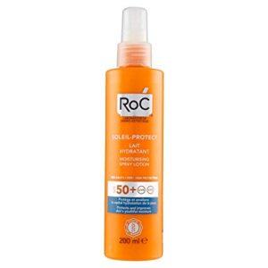 Roc Solari Lozione Spray Idratantespf 50+ 200 ml
