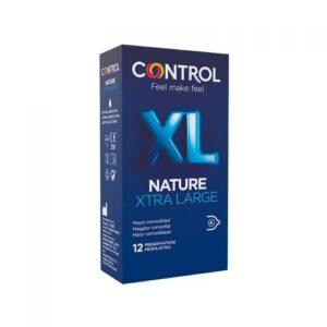 Control nature XL xtra Large 12 Profilattici