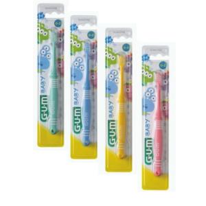 Gum Spazzolino Baby 0-2 anni 1 pz