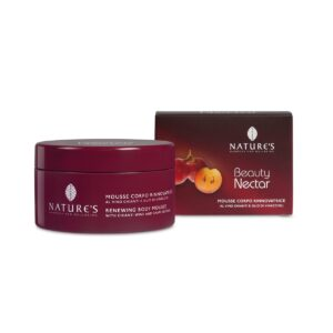 Nature's Beauty Nectar Mousse Corpo Rinnovatrice 200 ml