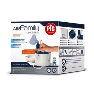 Pic Solution AirFamily Evolution Aerosol