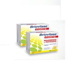 Briovitase Forte Magnesio Potassio e Vitamina C 20buste