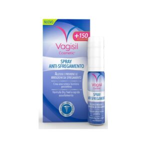 Vagisil Cosmetic Spray Anti-Sfregamento +150 Applicazioni