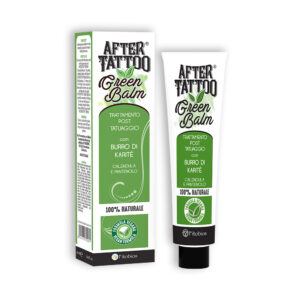AFTERTATTOO® GREEN BALM