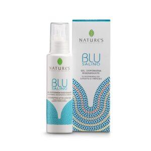 Nature's Blu Salino Gel Dopobarba Rigenerante 100 ml
