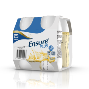 Ensure Plus Banana 4x200 ml
