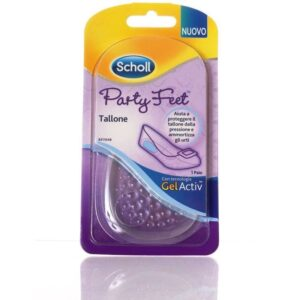 Scholl Party Feet Tallone 1 paio