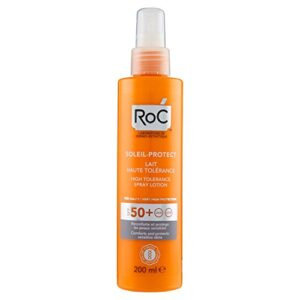 Roc Solari Lozione Spray Elevata Tollerabilitàspf 50+ 200 ml