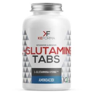 KeForma L-Glutamine Tabs 100 Cpr
