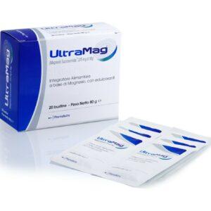 ULTRAMAG 20 Bustine a base di Magnesio Sucrosomiale