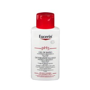 Eucerin pH5 Detergente Fluido Pelle Sensibile e Secca 200ml