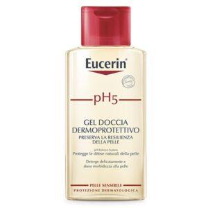 Eucerin pH5 Gel Doccia Dermoprotettivo Pelle Sensibile 200ml