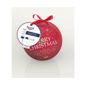 Eucerin Christmas Ball UreaRepair Plus Crema Mani secche e Balsamo Labbra Secche