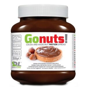 Gonuts ! Crema Spalmabile Proteica Gusto Cioccolato/Nocciola 350g