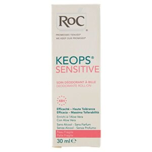 RoC Keops Sensitive Deodorante Pelli Sensibili 30ml
