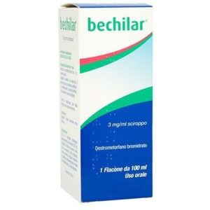Bechilar 3mg/ml Sciroppo Sedativo Tosse 100ml