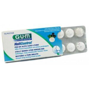Gum Halicontrol Trattamento Alitosi 10 Compresse