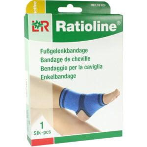 Ratioline Bendaggio per Caviglia Tg S