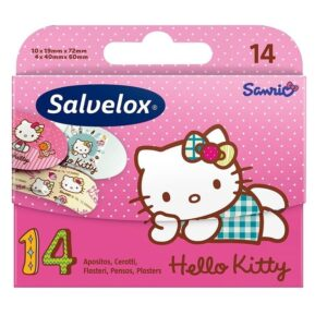 Salvelox Cerotti Bambina Hello Kitty 14 pz
