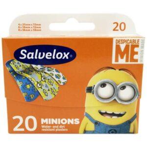 Salvelox Cerotti Bambino Minions 20 pz
