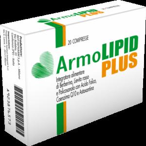 Armolipid Plus Integratore Alimentare Colesterolo 20 cpr