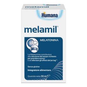 Humana Melamil Melatonina Gocce 30ml