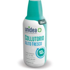 Unidea Collutorio Alito Fresco 12h 250ml