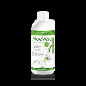 Erba Vita Aloe Vera Puro 100% Succo Premium 500 ml