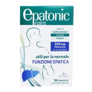 Epatonic Forte Per la Funzione Epatica 240 mg 30 Cpr