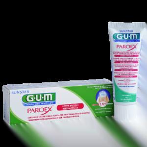 Gum Paroex Dentifricio Gengive Infiammate 0,12% 75ml