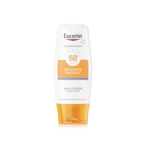 Eucerin Sensitive Protect Sun Lotion Extra Light SPF 50+ 150ml