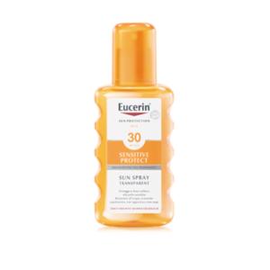 Eucerin Sensitive Protect Sun Spray Transparent SPF 30 200ml