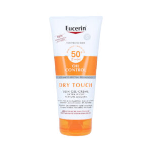 Eucerin Oil Control Sun Gel-Creme Dry Touch SPF 50+ 200ml