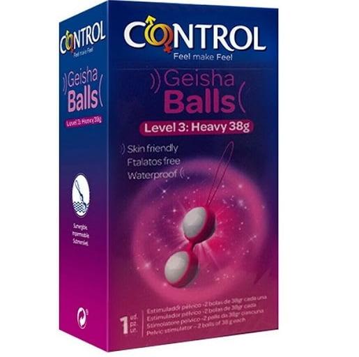 Control Geisha Balls Level 3 Heavy 38g
