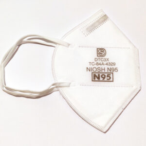 Mascherina di Protezione N95 ( FFP2 ) CE KN95 Autorizzata INAIL