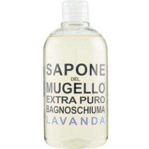 Sapone del Mugello Bagno Schiuma Extra Puro Lavanda 500ml