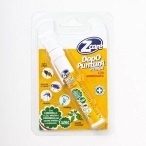 ZCare Dopo Puntura Penna con Ammoniaca 14ml