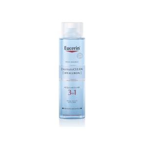 Eucerin DermatoCLEAN Hyaluron Acqua Micellare Struccante 3 in 1 400ml