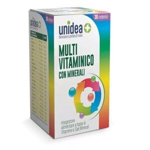 Unidea Multivitaminico con Minerali 30cpr