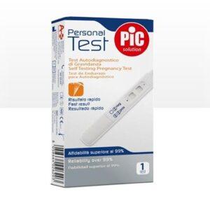 Pic Solution Personal Test Di Gravidanza 1 Test