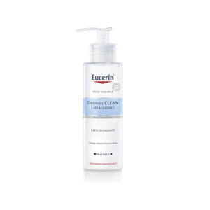 Eucerin DermatoCLEAN Hyaluron Latte Detergente 200ml
