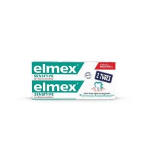 Elmex Sensitive Dentifricio 2 x 75ml