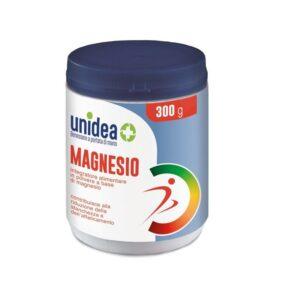 Unidea Magnesio in Polvere 300g